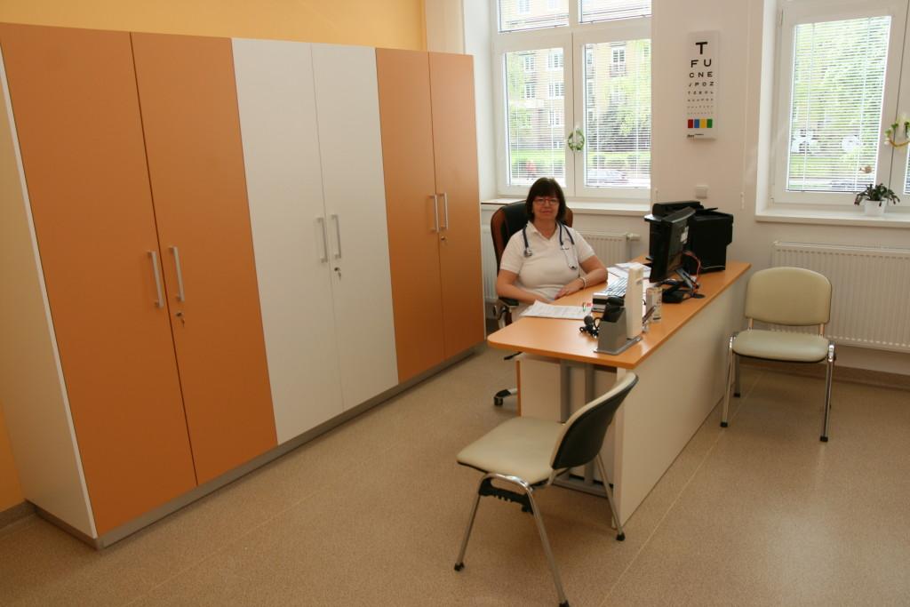 Pracovní stůl - Lékař